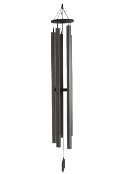 Mocha Series - Sunsetter Wind Chime- 75""