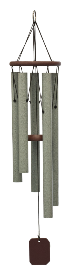 Granite Series - Sparkling Brook Wind Chime - 30""
