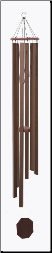 Bronze Series - Church Bell Wind Chime - 57""