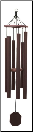 Mocha Series - Dutch Bell Wind Chime- 46""