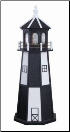 Checkered Lighthouse