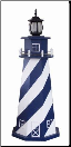 Stripe Lighthouse