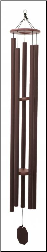 Terra Series - Big Ben Wind Chime - 82""
