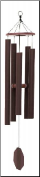Terra Series - Baby Ben Wind Chime - 39""