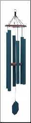 Truillusion Purple Series -  Evening Primrose Wind Chime - 43""
