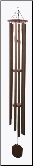 Bronze Series - Grandfather Clock Wind Chime - 78""
