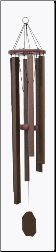 Bronze series - Mountain Serenade Wind Chime - 43""