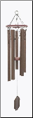 Granite Series - Zephyr Valley Wind Chime - 37""