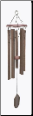 Bronze Series - Ocean Breeze Wind Chime - 30""