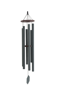 Wind Chimes - Weathered Bronze Series